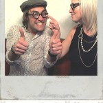 vintage photobooth wedding party kent london canterbury polaroid props retro booth photo hire