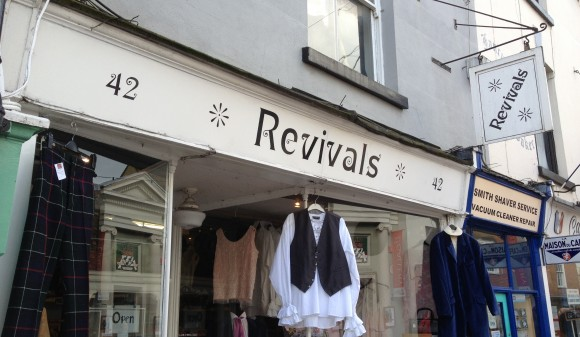 Vintage Costumes, Props and Accessories