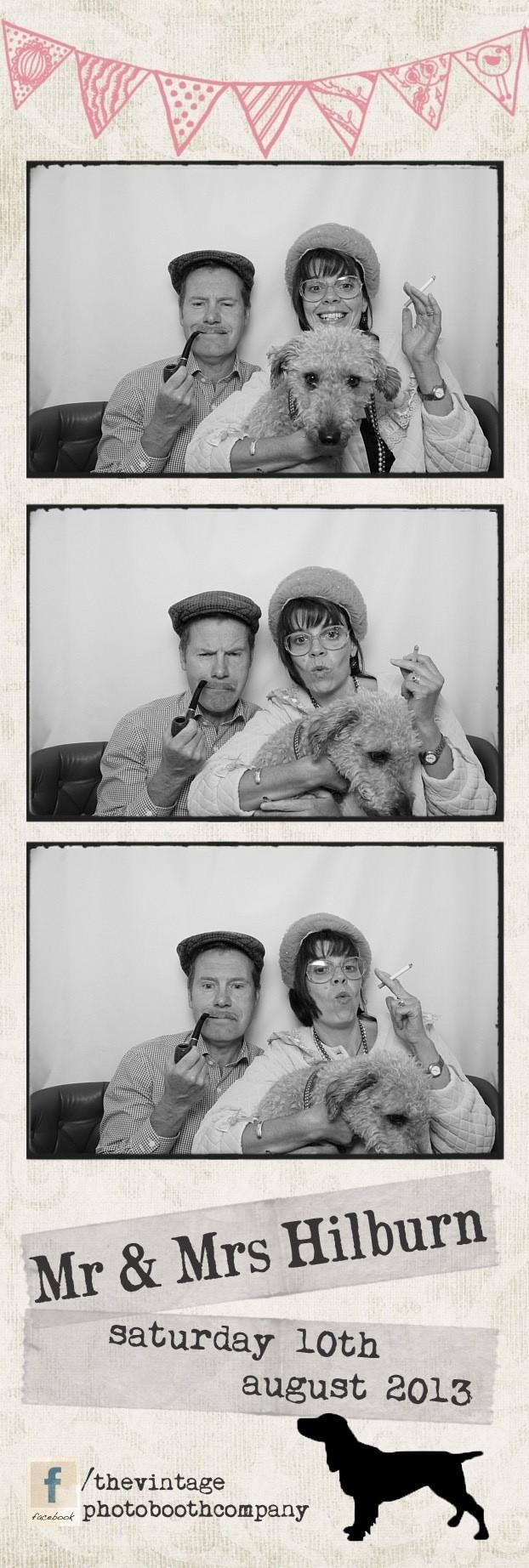 Isobel & Patrick