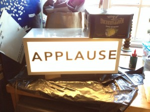 Applause on